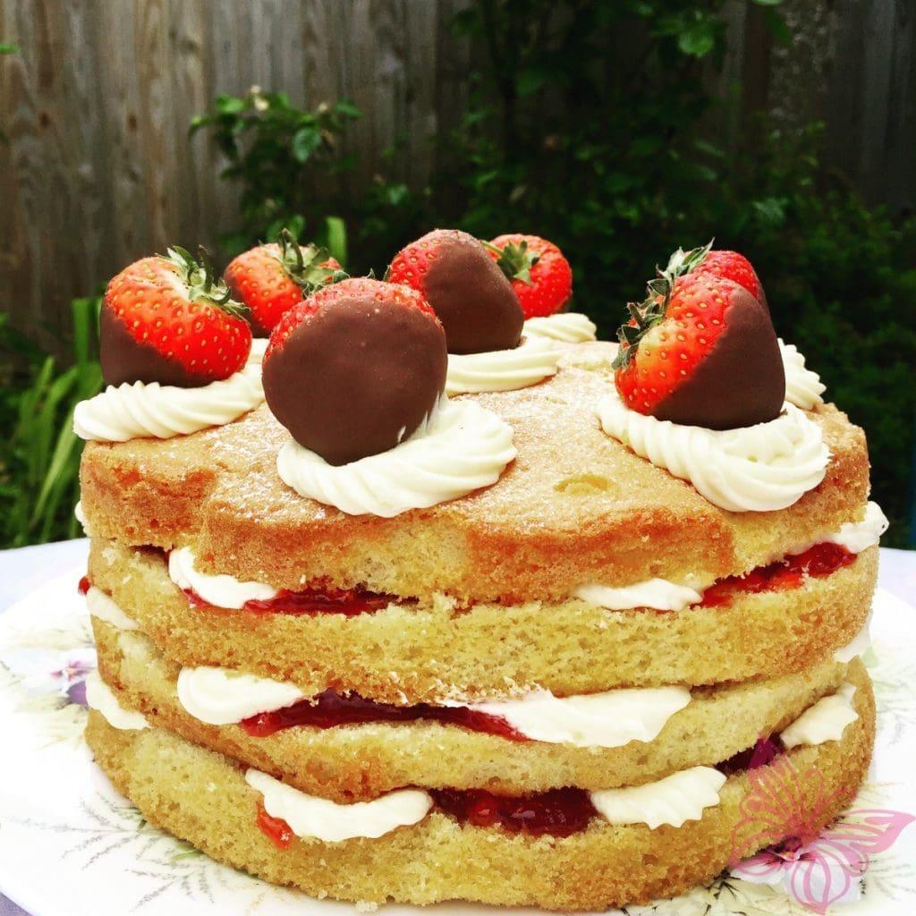 Cake - Homebase Charity Day