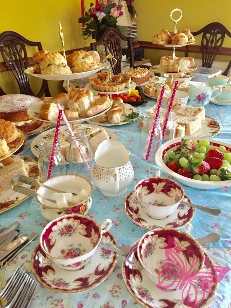 Afternoon Tea - (3)
